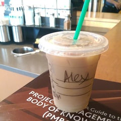 Photo taken at Starbucks by Alex R. on 3/14/2015