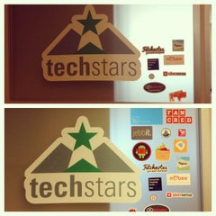 Photo taken at TechStars by Michael P. on 5/25/2013