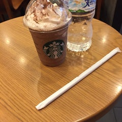 Photo taken at Starbucks Coffee なんば南海通店 by ゆず た. on 8/23/2015