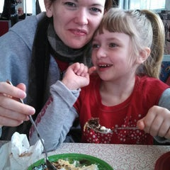 Photo taken at Mary's Diner by Andy N. on 2/23/2013