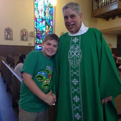 Photo taken at St Simon And Jude by Frank D. on 7/13/2014