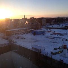 Photo taken at Hilton Saint John by Frank D. on 3/14/2014
