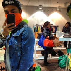 Photo taken at Barneys New York, Soho by ANDRO N. on 2/13/2013