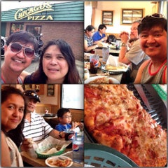 Photo taken at Chicago's Pizza by lemorky on 7/27/2015