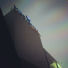 Photo taken at SM Megamall (Bldg. A) by Amos R. on 4/13/2013