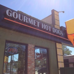 Photo taken at Billy's Gourmet Hot Dogs by Scott on 6/17/2012