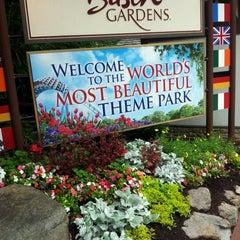 Photo taken at Busch Gardens Williamsburg by Simon v. on 6/15/2012