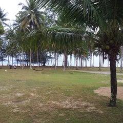 Photo taken at Kem Damai Resort by Muhammad A. on 2/24/2013