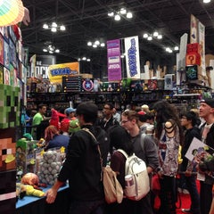 Photo taken at New York Comic Con by Jason M. on 10/11/2013