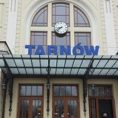 Photo taken at Tarnów by Dariusz P. on 12/15/2014