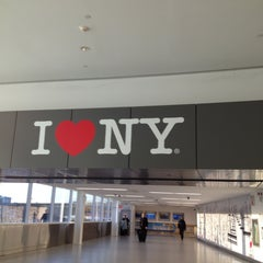 Photo taken at John F. Kennedy International Airport (JFK) by Marie S. on 11/4/2013
