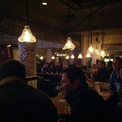 Photo taken at Burntwood Tavern by Patrick M. on 1/19/2013