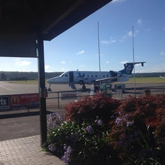 Photo taken at Taupo Airport (TUO) by Tamara A. on 1/6/2014