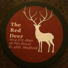 Photo taken at Red Deer by Sarah C. on 12/22/2014