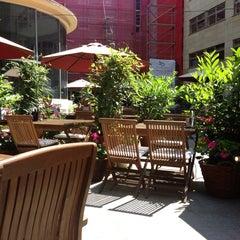 Photo taken at Cafe Pavlína by Jingyi H. on 7/2/2013