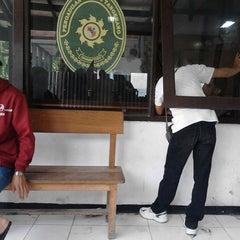 Photo taken at Pengadilan Negeri Tangerang by bayu u. on 12/6/2013