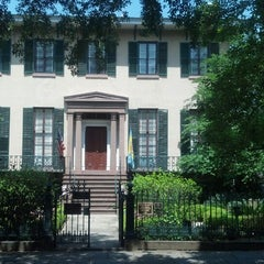 Photo taken at Andrew Low House Museum by Ryan L. on 5/23/2013