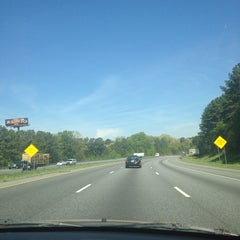 Photo taken at Interstate 75 by Jennifer B. on 4/21/2014
