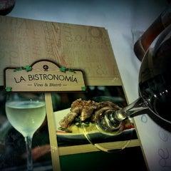 Photo taken at La Bistronomía by Pipe D. on 4/3/2013