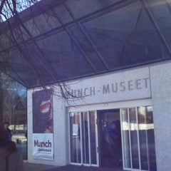Photo taken at Munch-museet by Gala L. on 3/3/2013