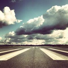 Photo taken at Tempelhofer Park by Henning G. on 9/29/2013