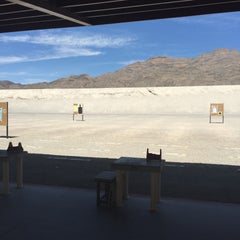 Photo taken at Clark County Shooting Park by Steve-S on 4/9/2015