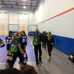 Photo taken at Volleyball Institute of Plano by Lysa S. on 2/9/2013