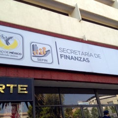 Photo taken at Secretaría de Finanzas del Gobierno del Distrito Federal by Toruk M. on 3/4/2015