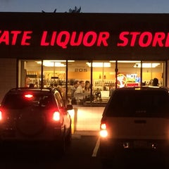 Photo taken at State Liquor Store by Jose S. on 9/13/2014
