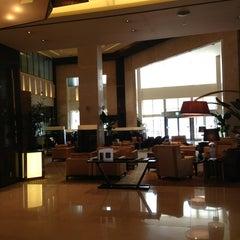 Photo taken at Sheraton Incheon Hotel by Jiny K. on 3/16/2013
