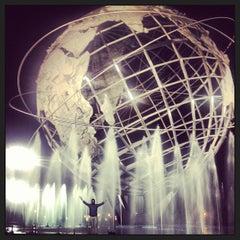 Photo taken at Worlds Fair Playground by Brian K. on 8/27/2013