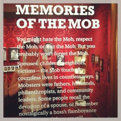 Photo taken at The Mob Museum by Jaimarie G. on 7/27/2013