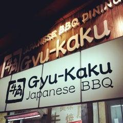 Photo taken at Gyu-Kaku Japanese BBQ by Edgar S. on 12/2/2012