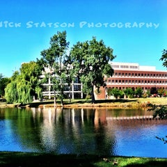 Photo taken at UM-Flint William S. White Building (WSW) by Nick on 9/24/2013