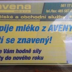 Photo taken at Avena – čerstvé mléko by André d. on 3/19/2013