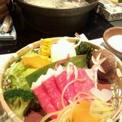 Photo taken at 木曽路 三鷹店 by Katsuhiko Y. on 12/6/2014