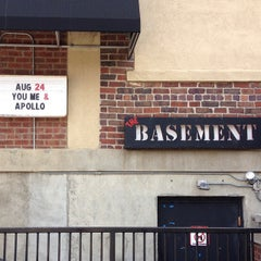 Photo taken at The Basement by Jonathan A. on 8/26/2014