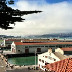 Photo taken at Fort Mason by Judith C. on 9/15/2012