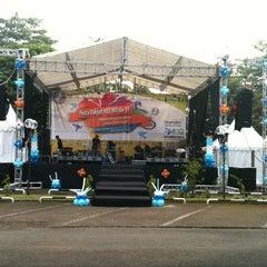 Photo taken at PT. Industri Telekomunikasi Indonesia (Persero) by sastro w. on 6/6/2014