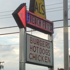 Photo taken at Al's French Frys by Greg N. on 8/23/2012