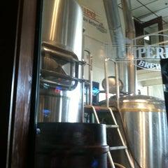 Photo taken at Humperdinks Restaurant & Brew Pub by stephanie w. on 5/16/2013