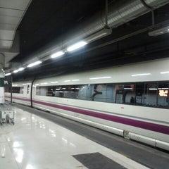 Photo taken at Sants Estació by Jorge B. on 12/12/2012