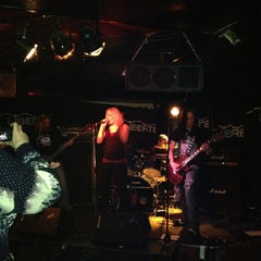 Photo taken at Club Liberté by Kati A. on 1/12/2013