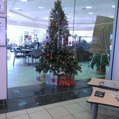 Photo taken at Keith Pierson Toyota by Opal P. on 12/27/2012