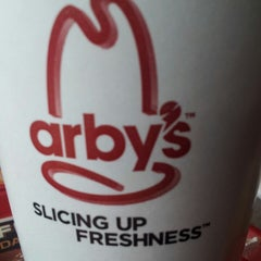 Photo taken at Arby's by Jessica S. on 3/24/2013