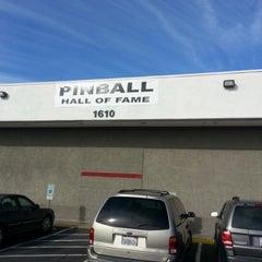 Photo taken at Pinball Hall of Fame by Patrick H. on 1/13/2013