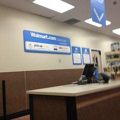 Photo taken at Walmart Supercenter by Ms. E. on 12/22/2012