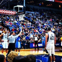 Photo taken at Target Center by Steven L. on 11/22/2012