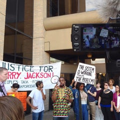Photo taken at Austin Police Department Headquarters by Grace A. on 12/14/2014