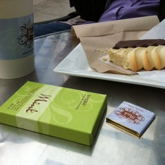 Photo taken at Mink Chocolate and Coffee by Abd M. on 5/31/2013